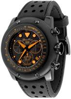 Glam Rock Men's GR90108 Racetrack Collection Chronograph Silicone Watch