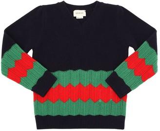 Gucci Wool Knit Sweater