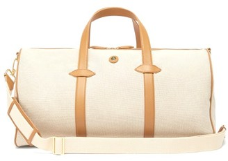 Paravel Main Line Canvas Holdall - Womens - Tan Multi