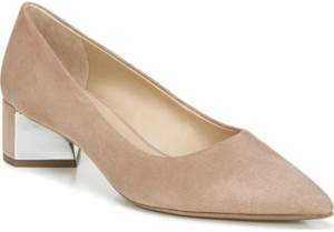 Franco Sarto Global Block Heel Pumps Women's Shoes