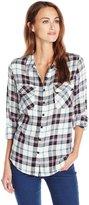 Olive + Oak Olive & Oak Women's Plaid Shirt