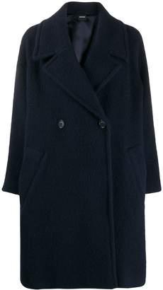 Aspesi double breasted wool coat
