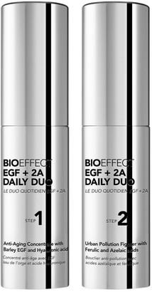 BIOEFFECT EGF + 2A Daily Duo Advanced Age-Defying Serums