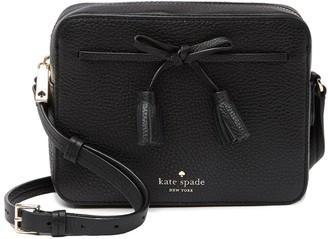 Kate Spade Hayes Leather Camera Bag