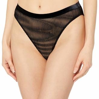 Cosabella Women's Powerhouse High Leg Cheeky Bikini
