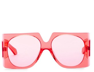 Karen Walker 56MM Return to Sender Square Sunglasses