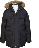 Nautica Little Boys' Faux Fur Hood Coat (2T-7)