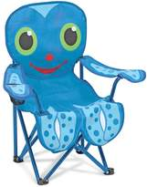 Melissa & Doug Outdoor Flex Octopus Folding Chair