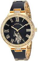 U.S. Polo Assn. Women's Analog-Quartz Watch with Alloy Strap