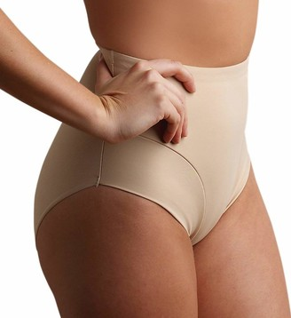 Miraclesuit Womens Extra Firm Shapewear Comfort Leg Waistline Brief Wonderful Edge Control Knickers 2804