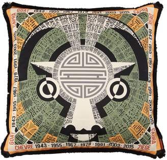 Missoni GOAT HOROSCOPE COTTON PILLOW