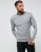 Puma Archive Logo Crewneck Sweatshirt In Grey 57330603