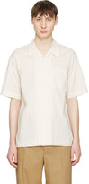 Undecorated Man Off-white Pocket Shirt