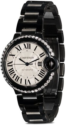 MAD Paris customised Cartier Ballon Bleu watch