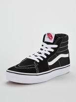 Vans Sk8-Hi Junior Trainer - Black