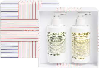 Malin+Goetz Bergamot Hand + Body Duo in | FWRD