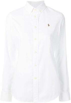 Polo Ralph Lauren button down slim-fit shirt