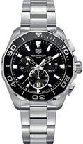 Tag Heuer CAY111A.BA0927 Aquaracer stainless steel watch