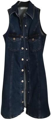 MANGO Blue Denim - Jeans Dress for Women