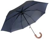 Rainham Herringbone Telescopic Umbrella