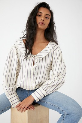 Free People Lookin' For A Love Top