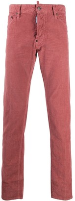 DSQUARED2 Corduroy Skinny Trousers