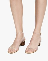 Dhara Sandal in Nude