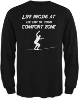 Old Glory Comfort Zone Slackline Adult Long Sleeve T-Shirt