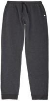 Derek Rose Devon Charcoal Cotton Jogging Trousers