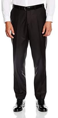 BlueBlack Men's Suit Trousers