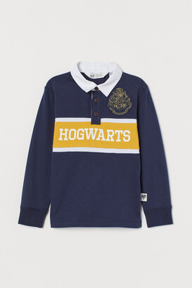 H&M Cotton Rugby Shirt