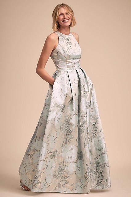 Anthropologie Faryn Wedding Guest Dress