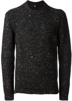 Paul Smith crew neck jumper - men - Silk/Alpaca/Merino - XL