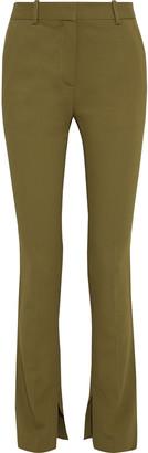 Victoria Beckham Stretch-crepe Slim-leg Pants