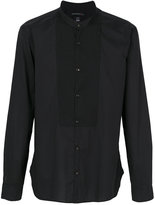 John Varvatos mandarin neck shirt - men - Cotton - S