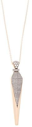 Diane Kordas Diamond & 18kt Rose-gold Amulet Necklace - Womens - Rose Gold