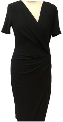 Helmut Lang Black Wool Dress for Women