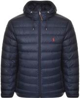 Ralph Lauren Down Jacket Navy