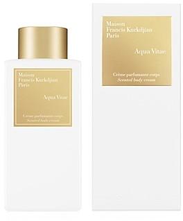 Francis Kurkdjian Aqua Vitae Scented Body Cream