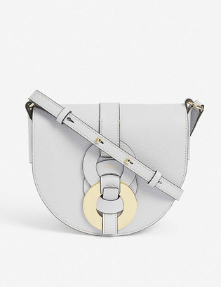 Chloé Darryl Saddle cross-body leather shoulder bag