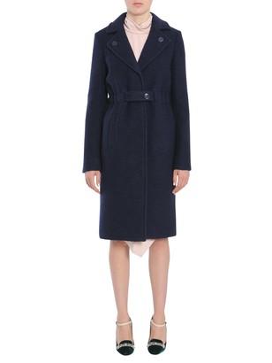Carven boiled wool coat
