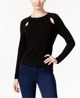 MICHAEL Michael Kors Cutout Sweater