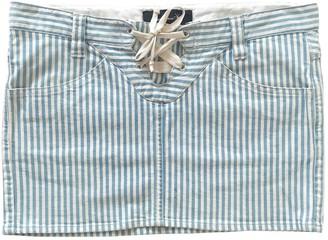 Etoile Isabel Marant Ecru Cotton - elasthane Skirt for Women
