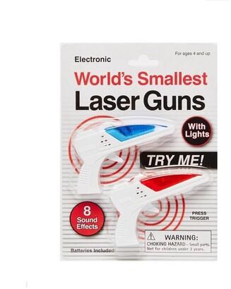 Zibbers World's Smallest Laser Guns