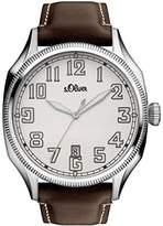 S'Oliver Men's Watch SO-3345-LQ