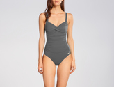 Sunseeker Twist Ruched One Piece