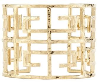 Givenchy 4G logo cuff bracelet