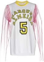 Marques Almeida MARQUES ' ALMEIDA T-shirts - Item 12077773