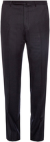 Ermenegildo Zegna Mid-rise slim-leg wool trousers
