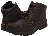 Rockport Heritage Heights Moc Toe (Dark Brown) - Footwear